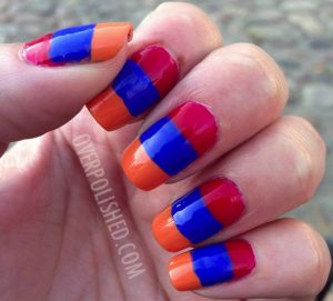 Eurovision Armenia Nails